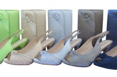 Mother of the Bride Shoes and Matching Bags