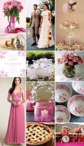 Cherry Blossom Wedding Theme