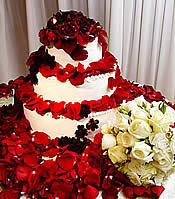 Denise Richards Wedding Cake