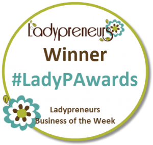 #LadyPAwards Badge