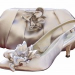 nude-flower-shoes-and-clutch-bag