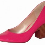 bright-neon-fuschia-pink-ladies-shoe
