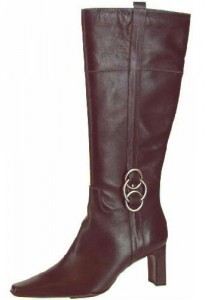 knee high ladies boots