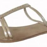 gold-gladiator sandals
