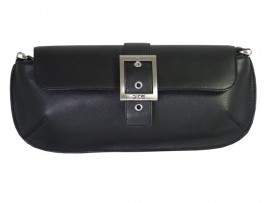 Dice Handbag Black