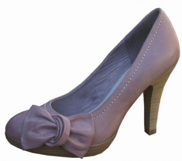 Lilac 174 Ladies Heeled Shoes