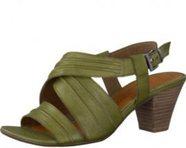 Eileen Green Leather Ladies Sandals