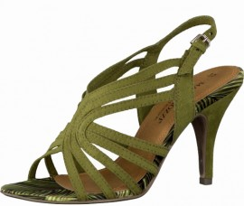 Karen Green Ladies Sandals