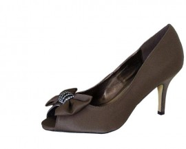 Menbur Paco Mena Brown Evening Shoes