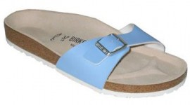 Birkenstock Madrid Sandal in Blue
