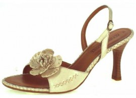Daisy Desert Heeled Sandals