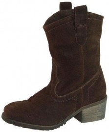 Honey Brown Leather Ladies Boots