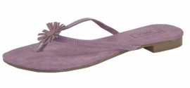 Summer Lilac Toe Post Sandals
