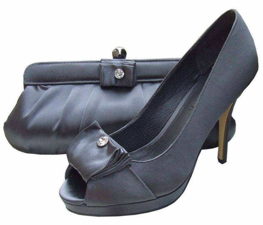 507482f010 Menbur Pewter Ladies Shoes